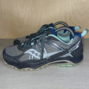 Saucony Excursion TR10 Trail Running Women's 9